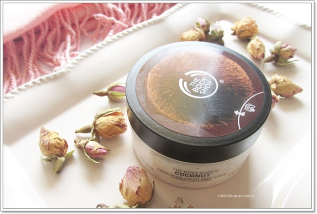 Kokosowy peeling The Body Shop