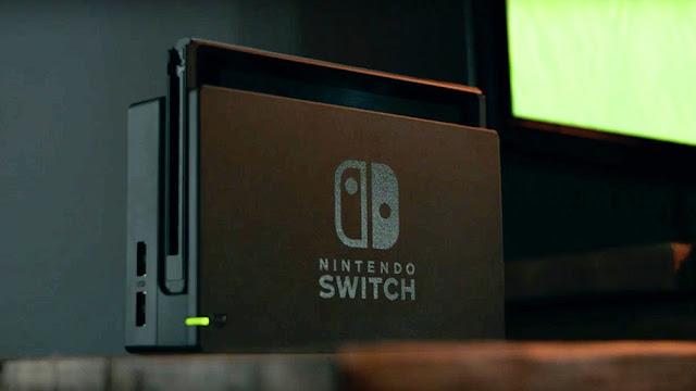 Nintendo nos enseña el apartado noticias y la e-shop de Switch