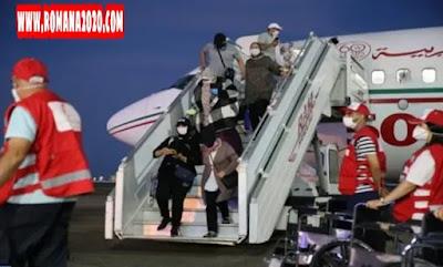 أخبار المغرب يشرع في إعادة 2580 من مواطنيه العالقين خلال 4 أيام