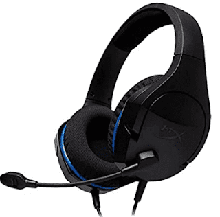 $20, HyperX Cloud Stinger Core Wired Over-Ear Gaming Headset (Black)