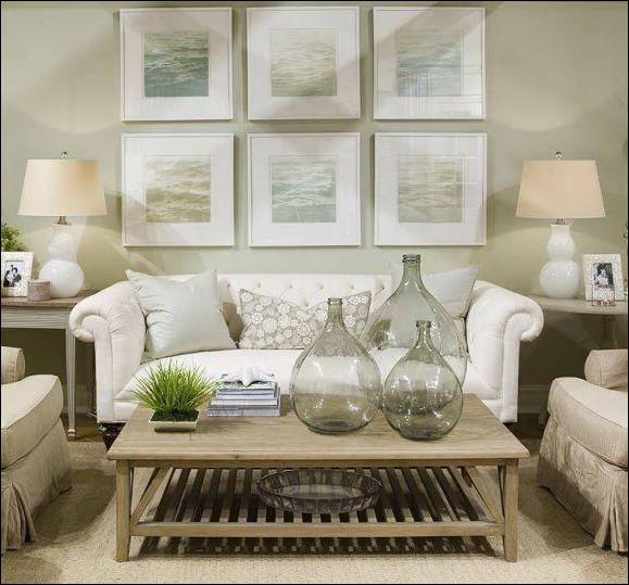Coastal Living Room Design Ideas  Home Decorating Ideas