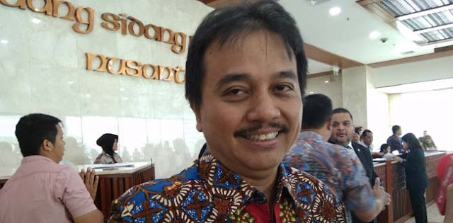 Persoalkan Program Siberkreasi Kominfo, Roy Suryo: Mengerikan Dan Ambyar!