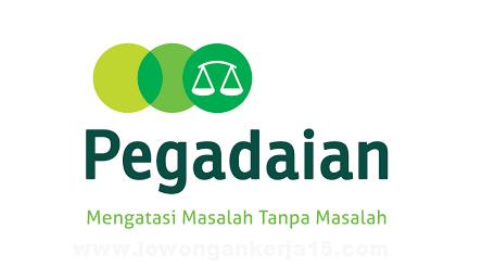 Staff Pendukung PT Pegadaian (Persero) Bulan April 2021