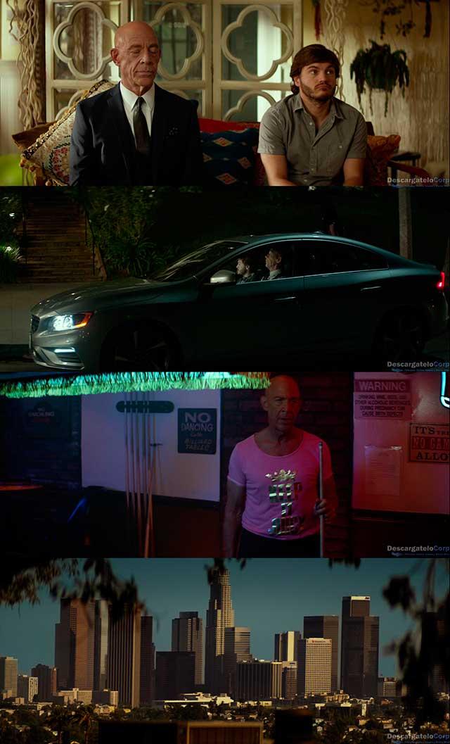 Una noche con mi exsuegro (2017) HD 1080p Latino