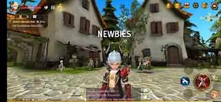 Spesifikasi HP Android Untuk Main Game World Of Dragon Nest