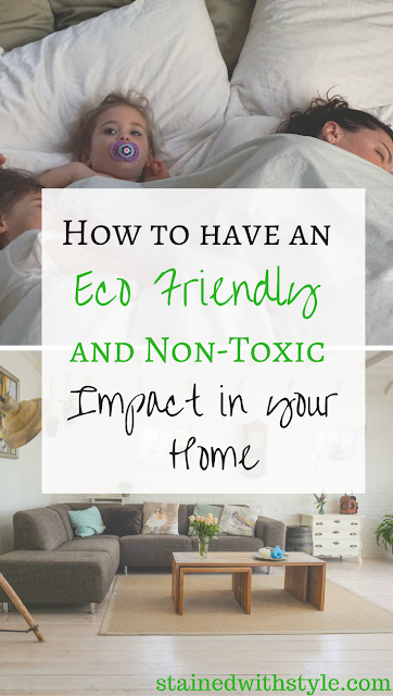 Eco friendly home, non toxic home, sustainable furniture, eco friendly furniture, organic mattress