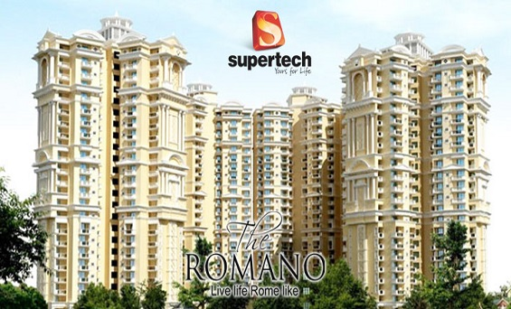 Supertech Romano in Sector 118 Noida