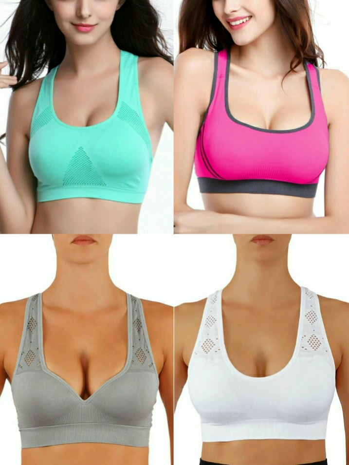 d47e1a823e3af Shop the best back closure sports bras whether for workouts
