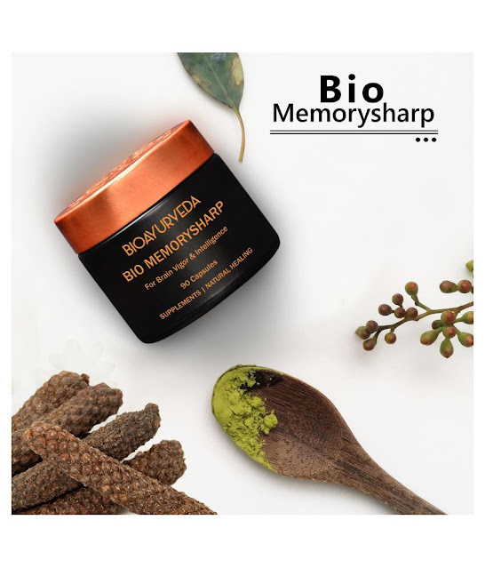 Bio Memorysharp Capsule