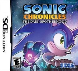 Rom Sonic Chronicles The Dark Brotherhood NDS