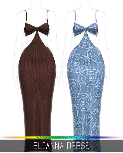 ELIANNA DRESS (PATREON)