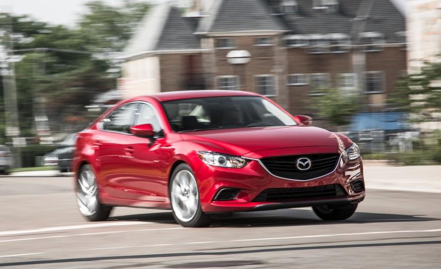 Khả năng vận hành trên đường của Mazda phải nói là tuyệt vời