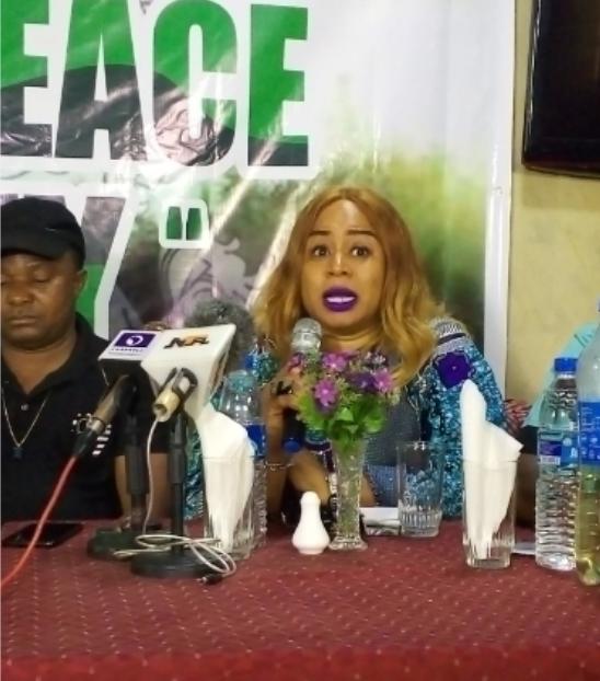 Evelyn-Okere-Onyung-Ambassadors-Of-Voice-Of-Change-Initiative-Nigeria-National-Peace-Unity-Documentary