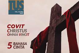 Majalah Sanctus  VOL XV Mei 2020