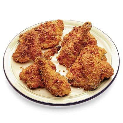 Crunchy Cornflake Chicken Recipe