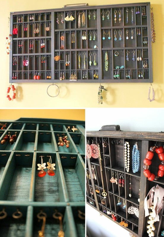 Art Bead Scene Blog: Creative Jewelry Storage Ideas - Beyond the ...