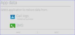 Mengembalikan log,sms dan whatsap yang terhapus