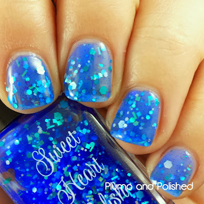 Lighthouse of Hope Box: Sweet Heart Polish - You're Amazing