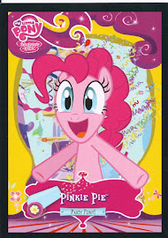 My Little Pony Pinkie Pie [Party Pony] Series 2 Trading Card