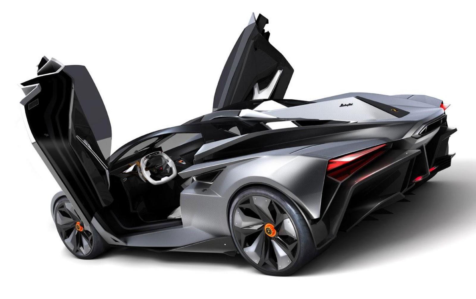 Luxury Lamborghini Cars: 2013 Lamborghini Cabrera Concept