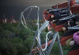 An S&S Launch Coaster for 2019 at Six Flags Great America!