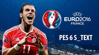 Download Option File Pes 6 Juli 2016 Update EURO 2016 dan COPA America 2016