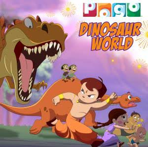 Chhota Bheem In Dinosaur World Full Movie Images In 720P