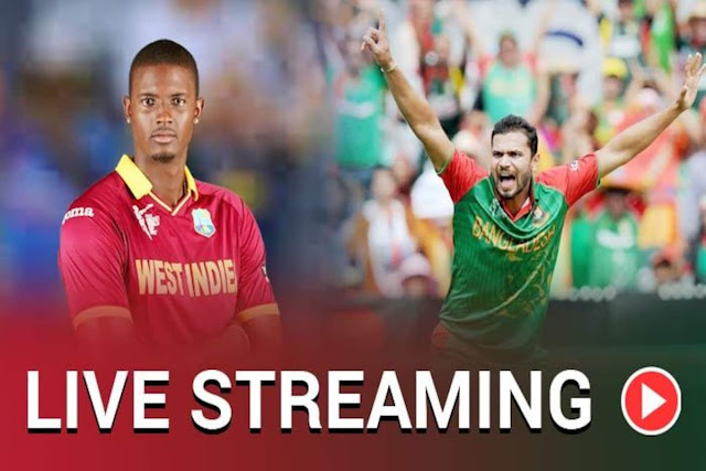 Bangladesh Vs Windies Watch Live Cricket Match 2019
