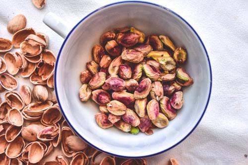 NUTRICIÓN. Descubriendo las bondades para la salud del pistacho