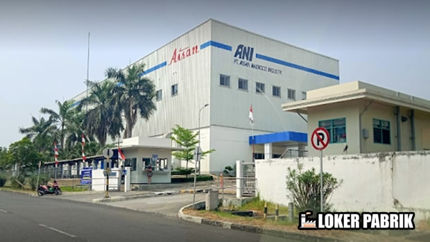 PT Aisan Nasmoco Industri Pabrik