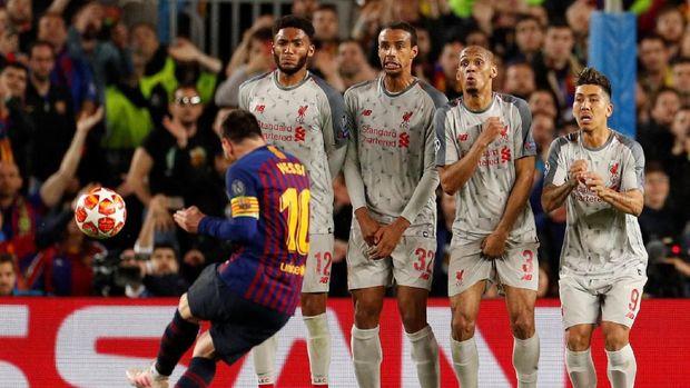 Inilah 7 Rekor Yang Dipatahkan Messi Di Tahun 2019