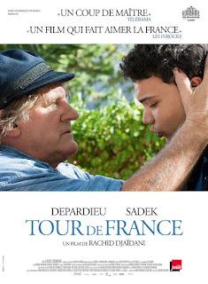 """Poster do filme """"Tour de France"""""""