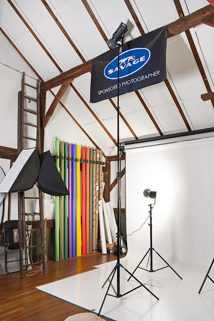 New at the Studio: Savage Drop Stand® Easy Set Light Stand