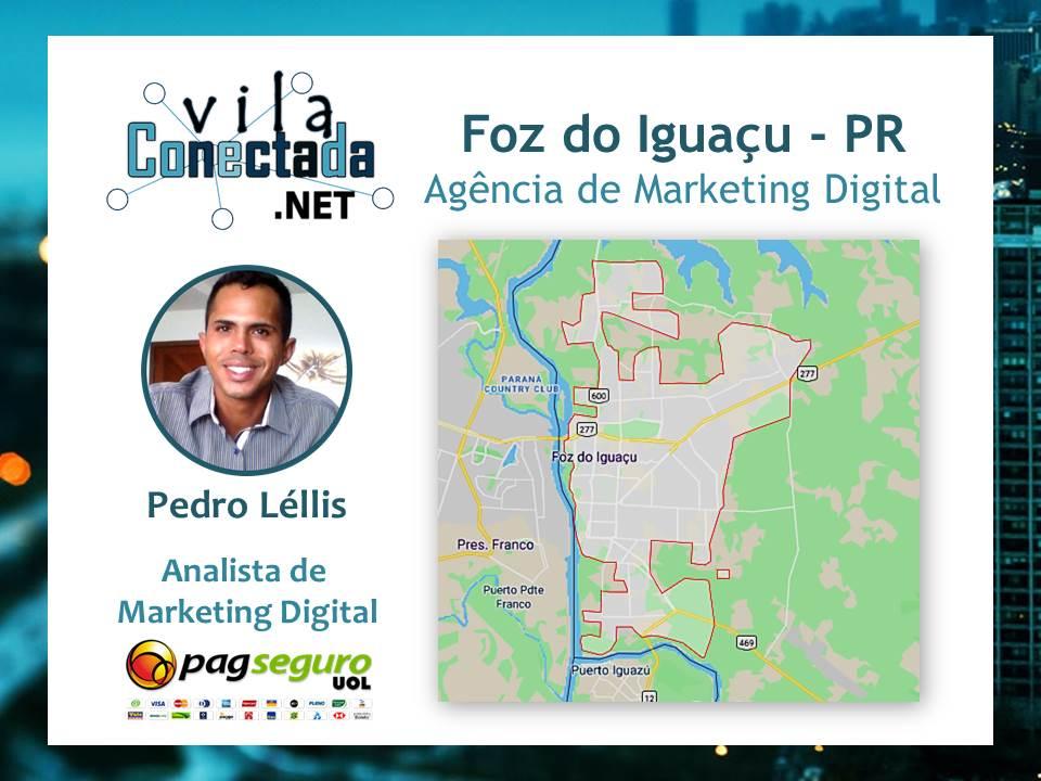 Agência de Marketing Digital Foz do Iguaçu Paraná PR