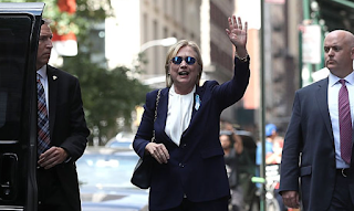 Hillary Clinton On Pneumonia: 'I'm Feeling Fine And Getting Better'