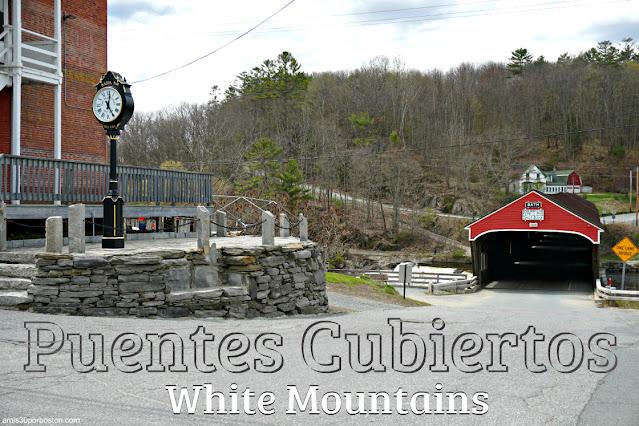Puentes Cubiertos de las White Mountains en New Hampshire