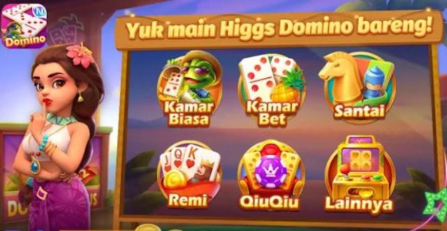 Siapa Akun Leon Higgs Domino Insland - Gaple QiuQiu Poker Game Online
