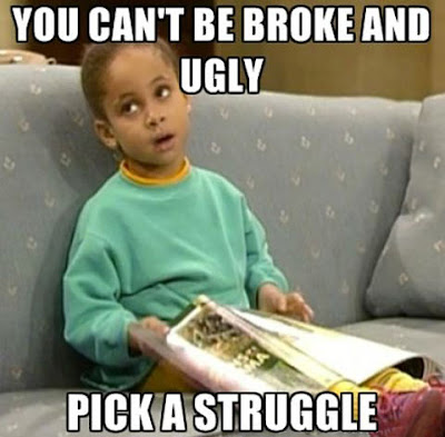 10 Hilarious Signs That Shows You Are Getting Broke