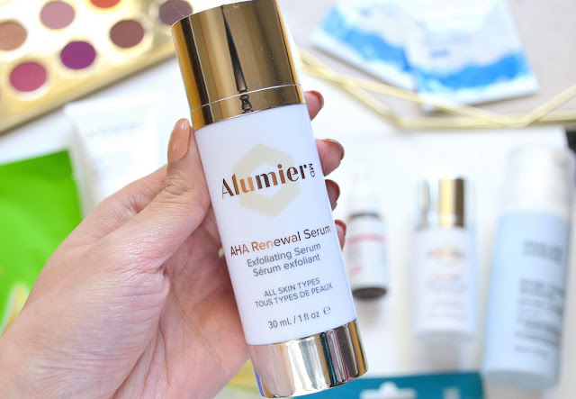 Alumier MD AHA Renewal Serum