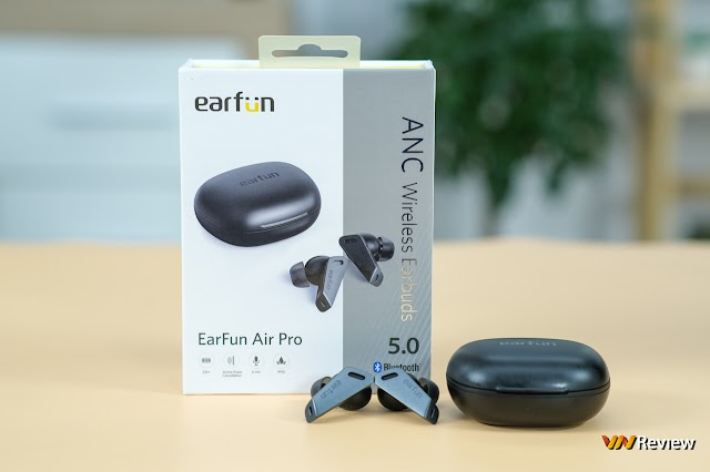 [Review] Tai nghe true wireless EarFun Air Pro
