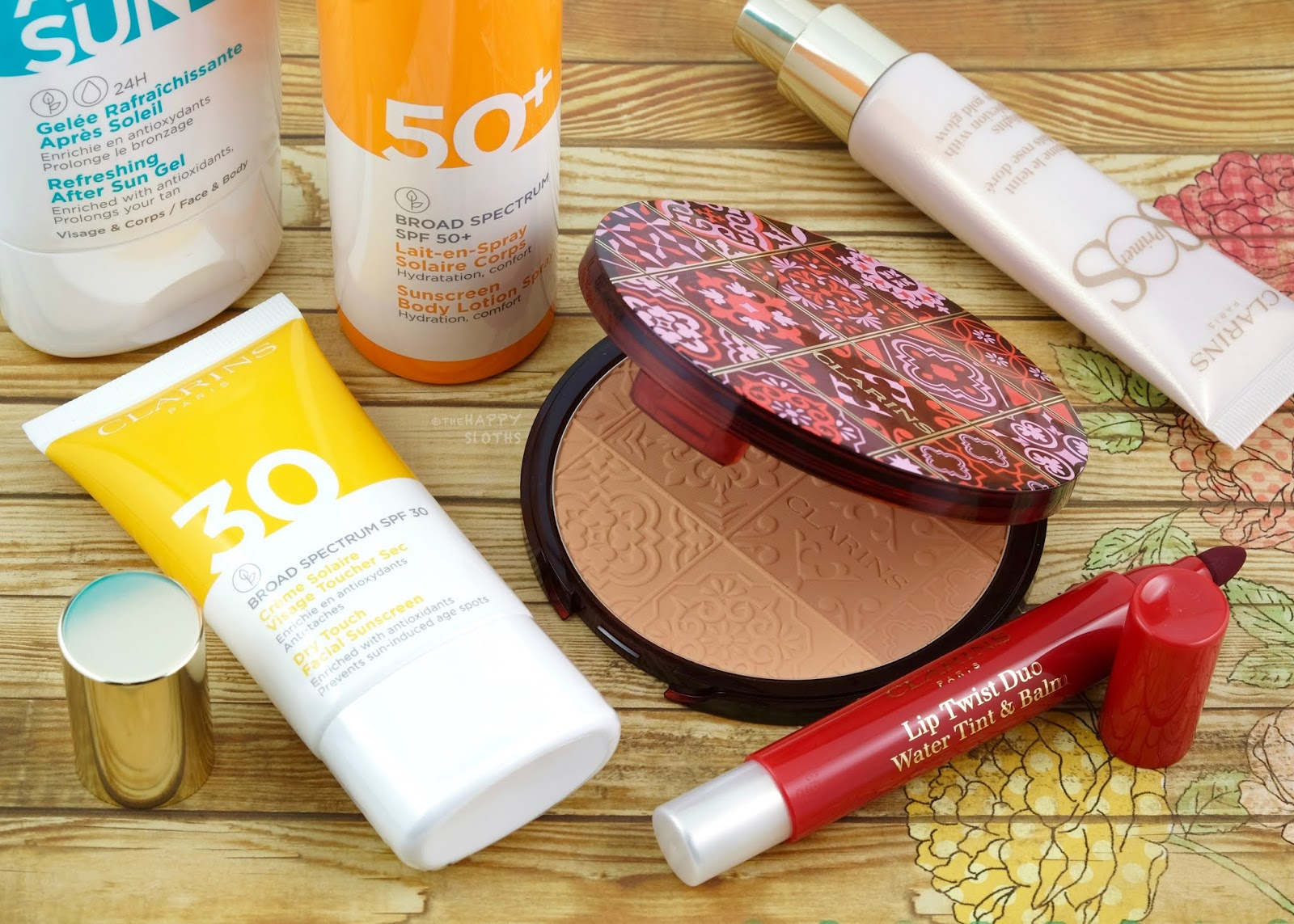 Clarins | Summer 2020 Sunkissed Collection: Review and Swatches