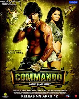 Commando 2013 Full Movie Download