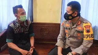 Langgar PPKM, Pentas Musik Organ Tunggal Dukuh Dubang di Bubarkan Polsek Keling