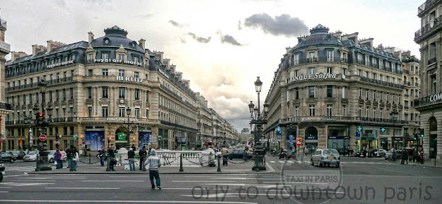 taxi from orly to downtown paris