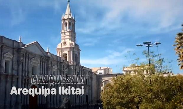 "El grupo arequipeño  Chaquezam presenta su nuevo videoclip ""Arequipa Ikitai"""