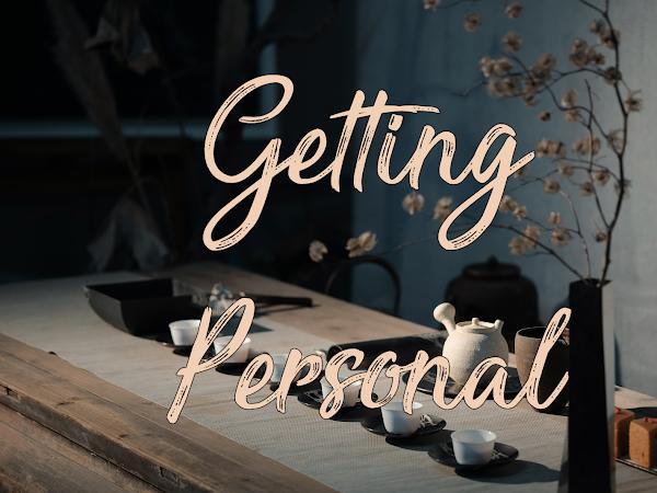 Getting Personal (2): Travel Bucket List