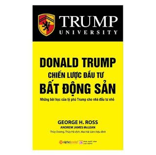 Donald Trump - Chiến Lược Đầu Tư Bất Động Sản (Tái Bản 2018) ebook PDF EPUB AWZ3 PRC MOBI