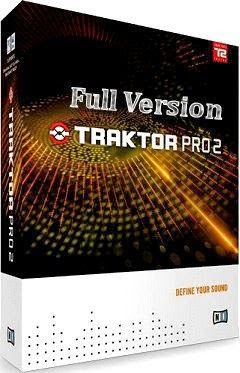 Native Instruments Traktor Pro 2.7.1 Full with Crack