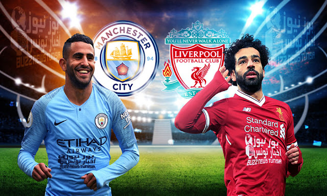 the date of the match for liverpool vs manchester city and the channel