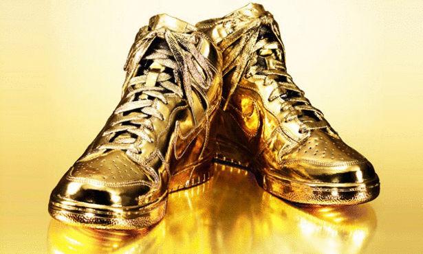 أغرب أشياء مصنوعة من الذهب